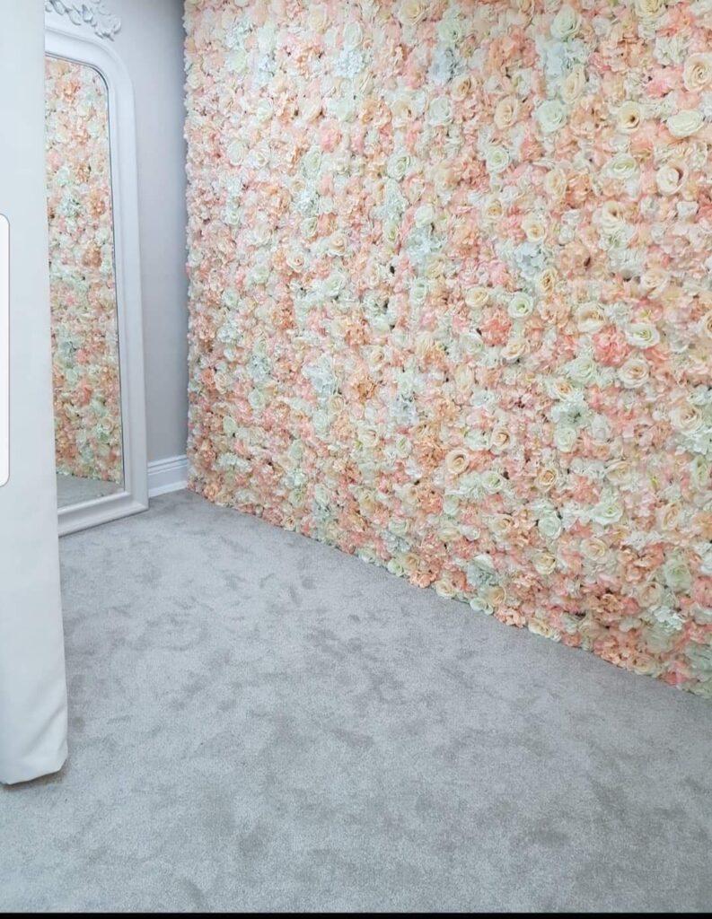 Lovely Flower Wall